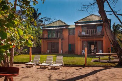 50%off // Casa Frente A La Playa / Beachfront House For Rent