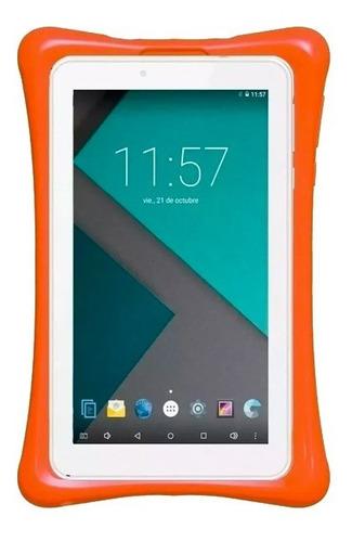 Tablet 7  Philco Kids Con Funda Incluida 8gb Tp74an
