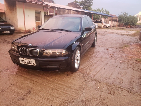 Bmw Ano 2002 Top Couro Aut 27.000 Mil So Transferir