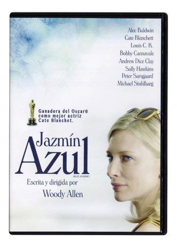 Jazmin Azul Blue Jasmine Woody Allen Blanchett Pelicula Dvd