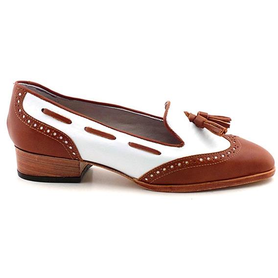 Zapato Mujer Clásico Cuero Briganti - Mccz03357