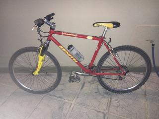 Bicicleta Zenith Cumbre