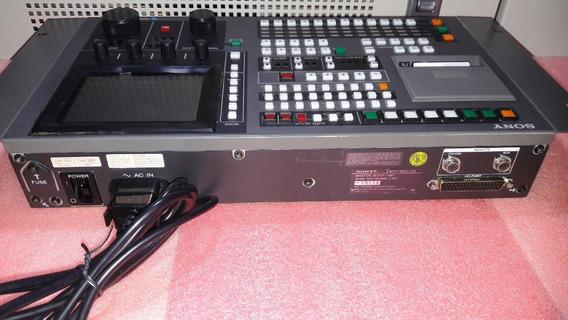 Master Setup Unit Sony Msu-700 P/ Bvp, Hdc, Hdla, Hdcu Cam