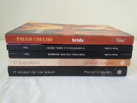 Paulo Coelho - Kit Com 5 Livros