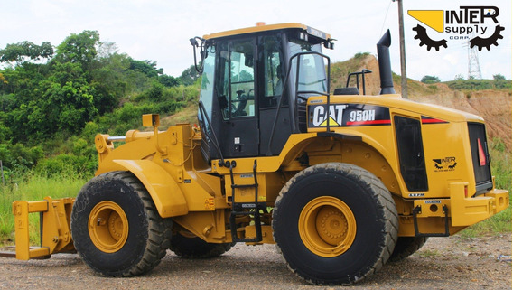 Cargador Frontal Caterpillar Cat 950h Maquinaria