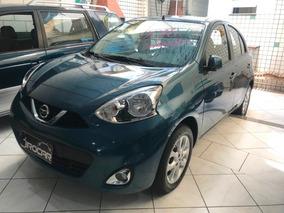 Nissan March 1.0 12v Sv 5p 2016 (baixo Km)