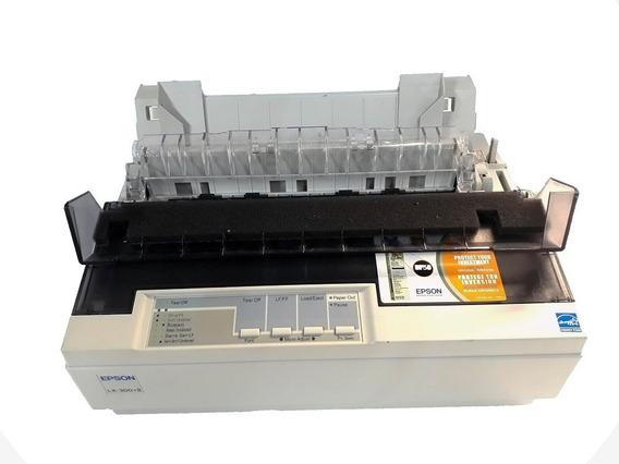 Impressora Matricial Epson Lx 300 + Ll Serial Usb