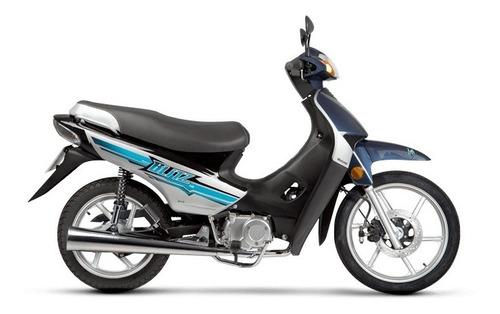 Imagen 1 de 6 de Motomel Blitz 110cc V8 Full Linea 2021