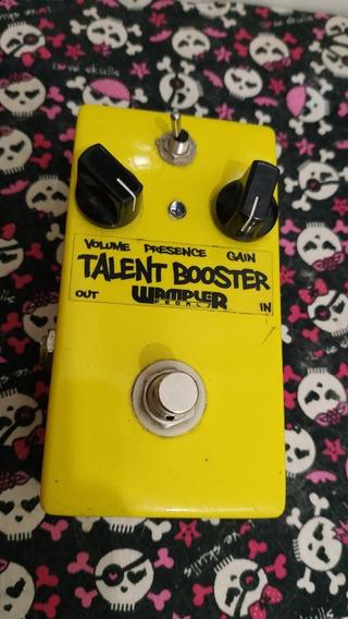 Wampler Talent Booster - Pedal De Boost