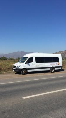 Arriendo Furgon Van Con Chofer Empre Mineras Y Particulares
