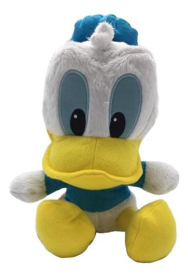 Pelúcia Pato Donald 35 Cm Original Long Jump