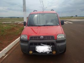 Fiat Doblo 1.8 Adventure 6p
