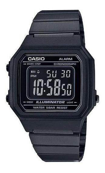 Relógio Casio Vintage Unissex B650wb-1bdf
