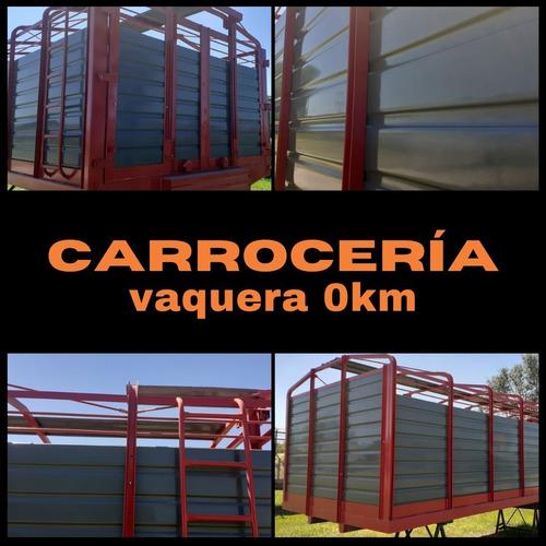 Carrocería Vaquera Nueva Lista Para Entregar!!!