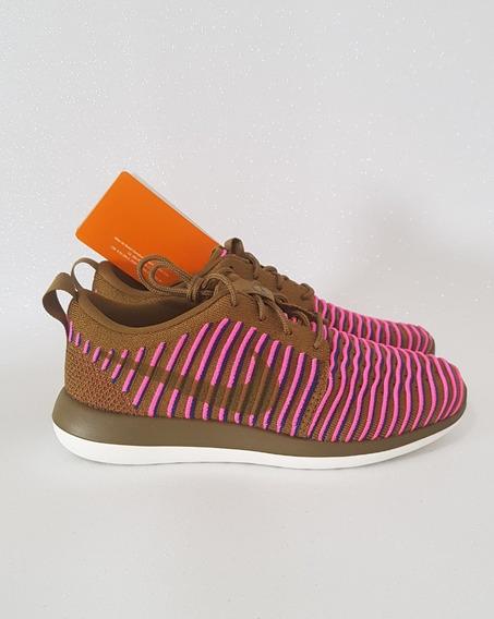 Nike Roshe Two Flyknit Tenis Feminino Original