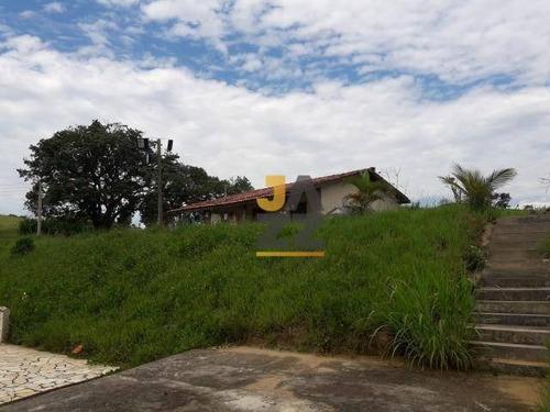 Chácara Com 3 Dormitórios À Venda, 10000 M² Por R$ 795.000,00 - Brigadeiro Tobias - Sorocaba/sp - Ch0684
