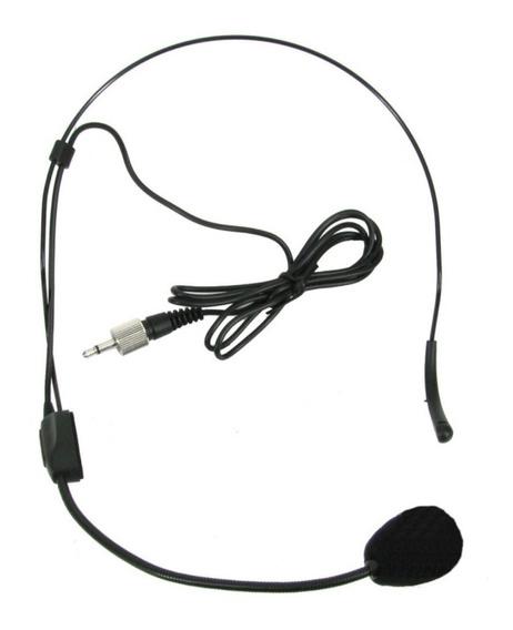 Microfone Cabeça Headset Karsect Ht9 P2 Rosca Original