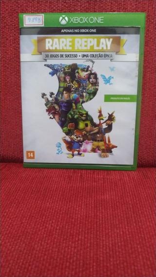 Rare Replay Xbox One Mídia Física Usado R.9893