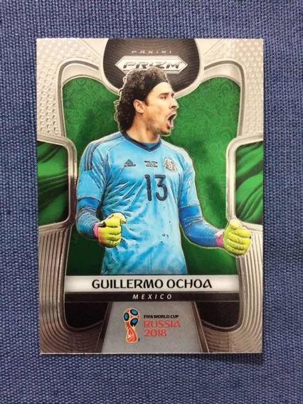 Card De Futebol Copa 2018 Prizm ( Ochoa )