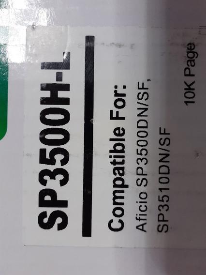 Toner Compatível Sp 3400 Sp 3410 Sp3500 Sp3500 Sp3510 Sp341