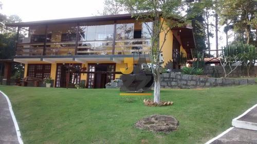 Chácara Com 3 Dormitórios À Venda, 2000 M² Por R$ 900.000 - Terra Preta - Mairiporã/sp - Ch0665