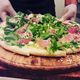 Pizza A Domicilio Pizza Party Pernil Party Picadas Fiestas