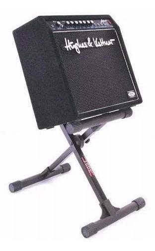 Pedestal Suporte P Caixa Cubo Amplificador Monitor Ibox Bxcm