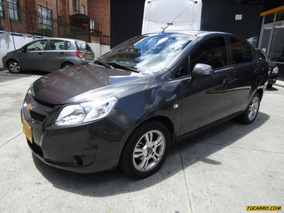 Chevrolet Sail Ltz Limited Mt 1400cc Aa 2ab Abs