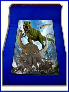 Acolchado Infantil Dinosaurios