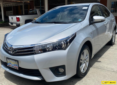 Imagen 1 de 9 de Toyota Corolla Gli Automático