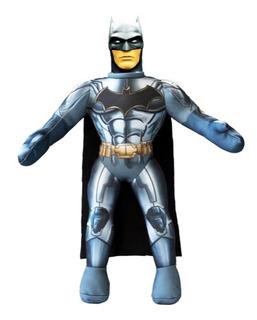 Muñeco Soft Batman Liga De La Justicia Original Dc Comics