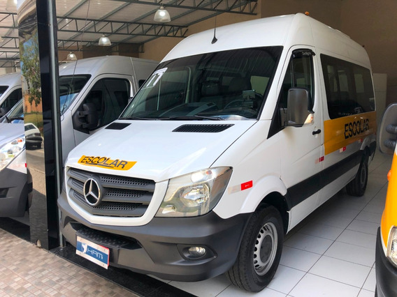 Sprinter 415 L 2017 Escolar 20 Lug