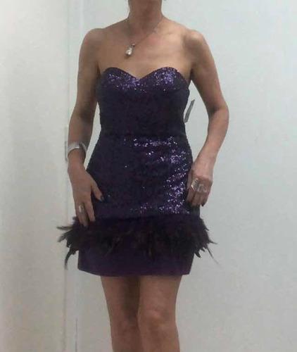 Vestido Talle S Made In Usa Sin Etiqueta Sin Estrenar!!!