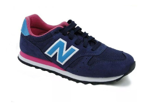 Zapatillas New Balance De Mujer Wl373ntpb Caz