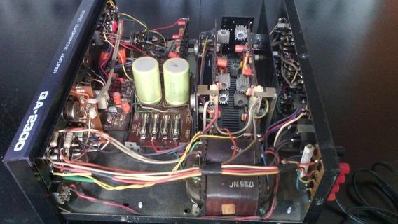 Amplificador Gradiente Lab70