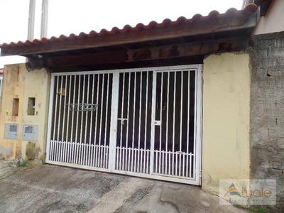 Casa Com 2 Dormitórios Para Alugar, 100 M² Por R$ 900/mês - Parque Orestes Ôngaro - Hortolândia/sp - Ca6099