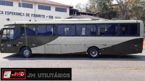 Imagem 1 de 8 de Mascarello Roma 330 Ano 2012 Volvo B 270f C/ar Jm Cod.699