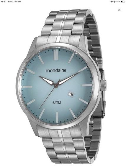 Relógio Mondaime Masculino 94827g0mvna1