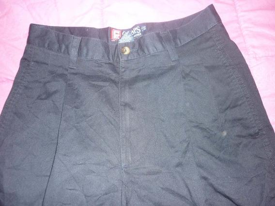 E Pantalon De Gabardina Chaps By Ralph Lauren