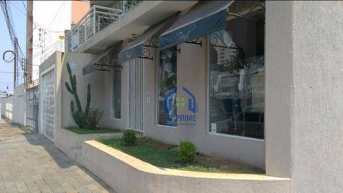 Casa Residencial À Venda, Vila Bancário, São José Do Rio Preto - Ca1674. - Ca1674