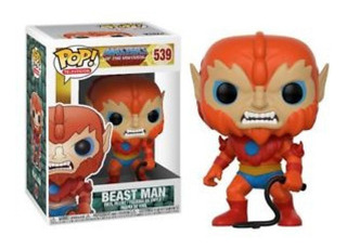 Funko Pop Television: Masters Of The Universe Beastman