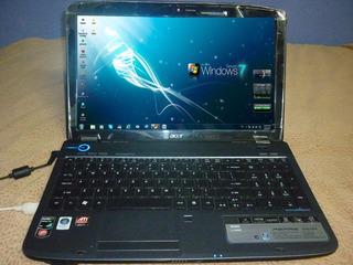 Acer 5536 5236 Refacciones Pantalla Bateria Ventilador Jack