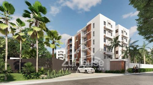 Apartamentos En Torre En Plano En El Dorado Santiago Wpa71 D