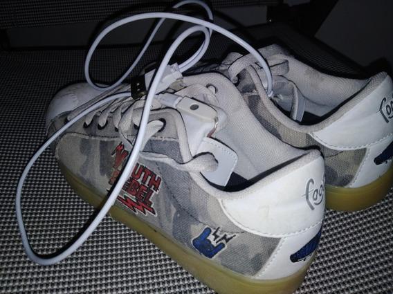 Zapatillas 2par adidas (cordon Automát) + Adnise Luzusb T36