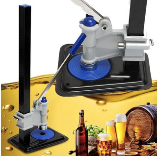 Máquina Tapadora Manual De Corcholata Cerveza, Refresco