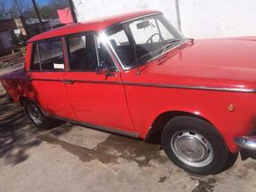Fiat 1500 Nafta Año 1967