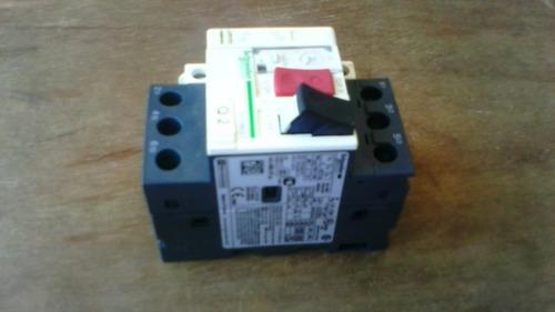 Guardamotor 2,5 - 4 Amp. Scheneider Electric Gv2m07