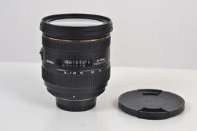 Lente Sigma 24-70mm F/2.8 If Ex Dg Hsm Para Nikon
