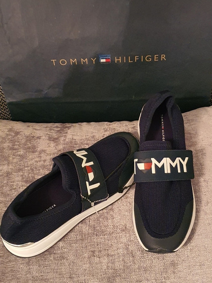 Tenis Tommy Hilfiger Original Para Dama