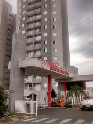 Apartamento Com 2 Dormitórios À Venda, 53 M² Por R$ 239.000,00 - Varanda Ville Residencial Club - Sorocaba/sp - Ap0206